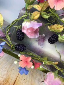 sugar blackberries