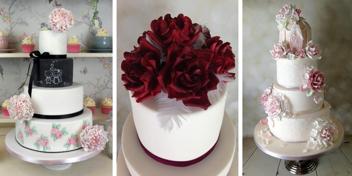 Wedding Cakes Flintshire