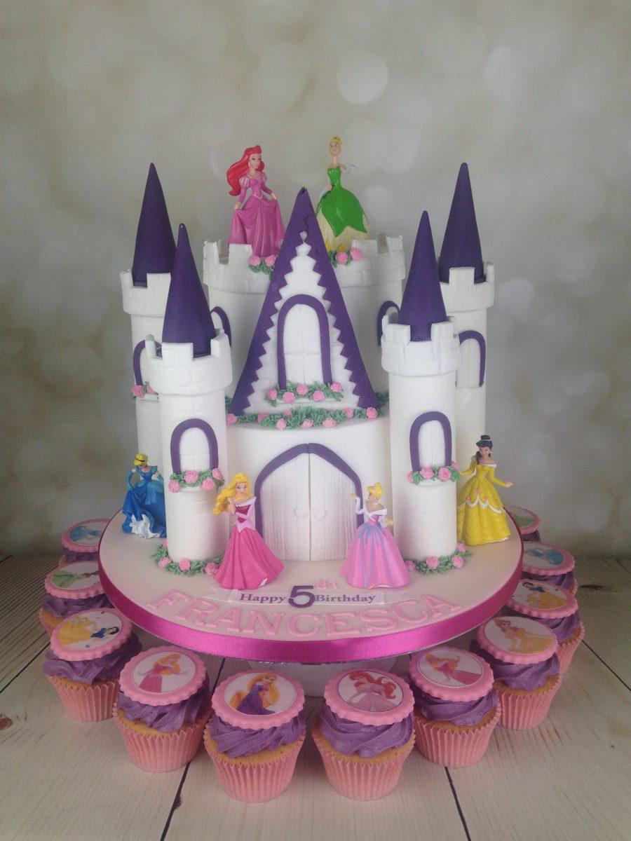 Disney Princess Birthday Cake Mel S Amazing Cakes