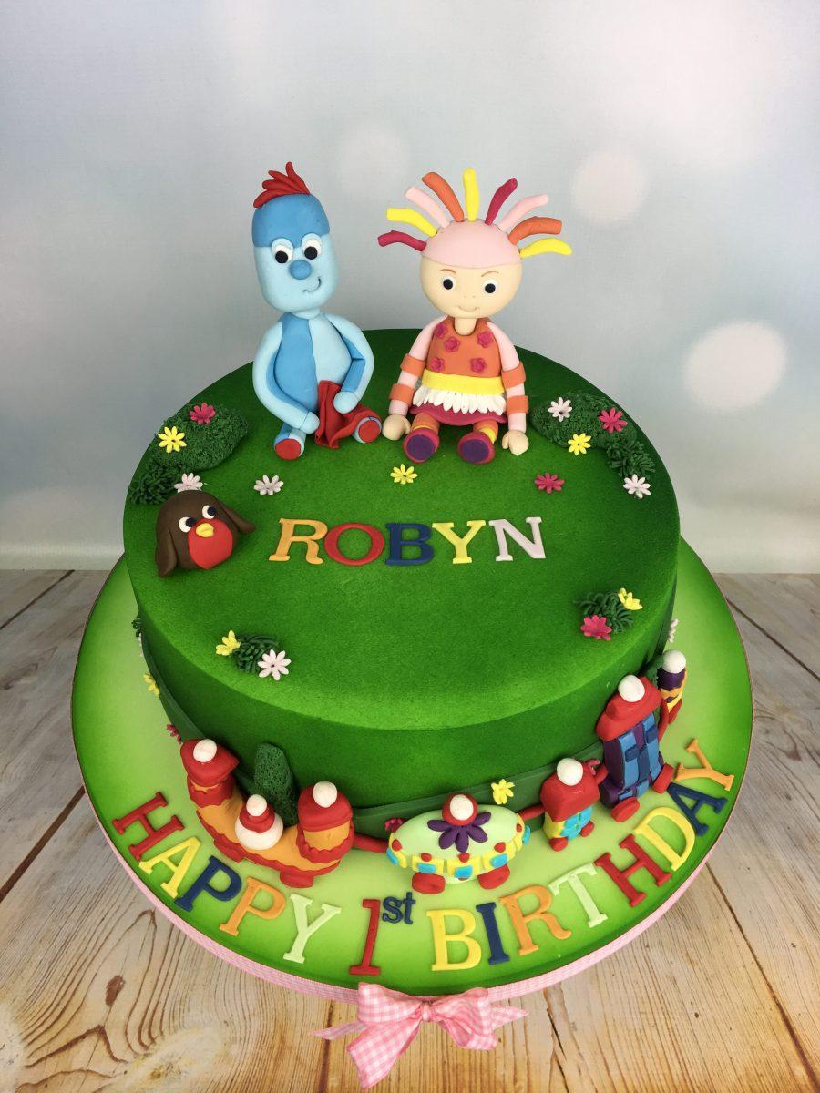 Ninky Nonk Birthday Cake