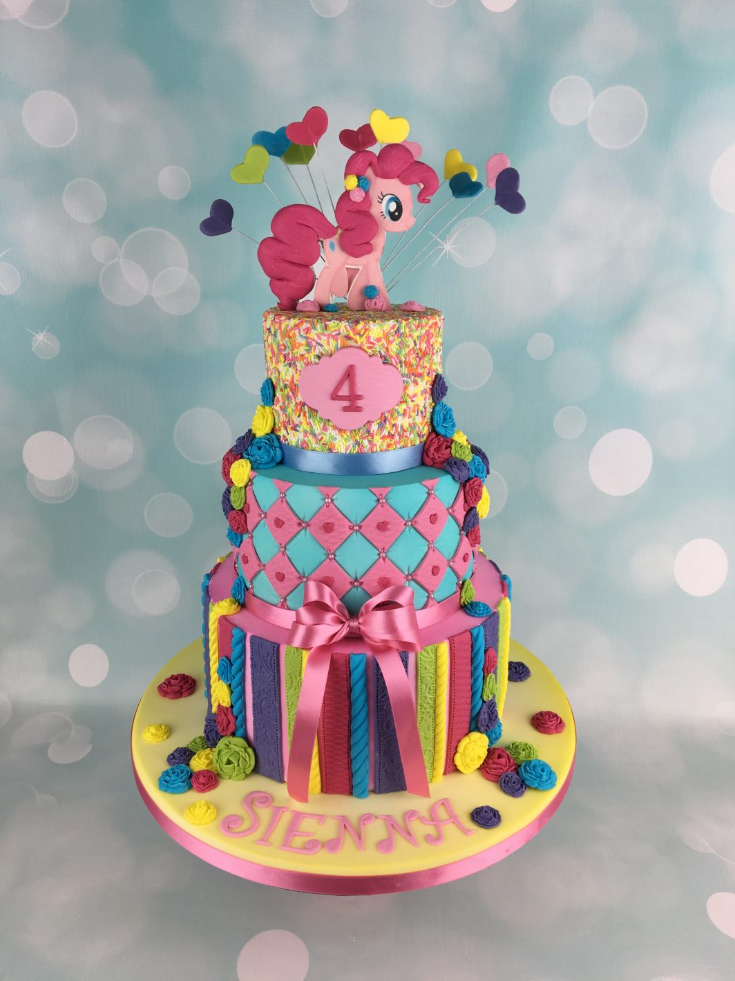 3 Tier Birthday Cake Archives Mels Amazing Cakes
