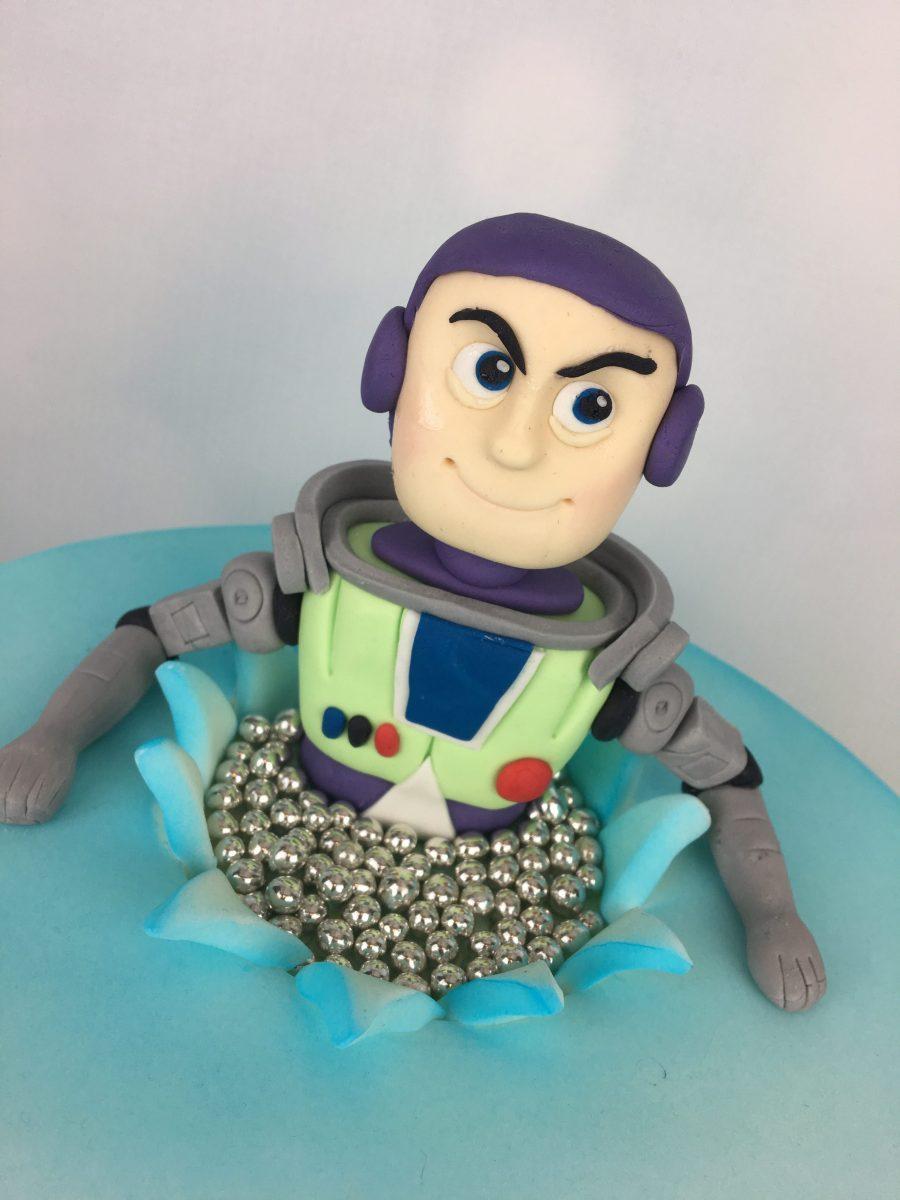 Stupendous Toy Story 3Rd Birthday Cake Mels Amazing Cakes Funny Birthday Cards Online Inifodamsfinfo