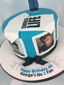 George Michael Cake