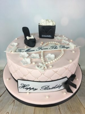 Chanel Birthday Cake Mels Amazing Cakes